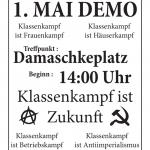 PlakatBündnis1Mai